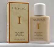 I Natural Matte Finish Oil-Free Foundation - Bare Beige