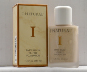 I Natural Matte Finish Oil-Free Foundation - Bisque