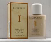 I Natural Matte Finish Oil-Free Foundation - Bisque