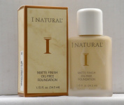 I Natural Matte Finish Oil-Free Foundation - Ivory
