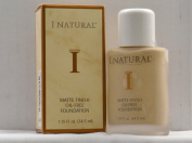 I Natural Matte Finish Oil-Free Foundation - Warm Beige