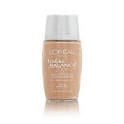 Loreal Paris Ideal Balance Balancing Foundation for Combination Skin SPF 10 #316 Golden