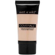 Wet n Wild Cover All Cream Foundation, Fair 815, 30ml