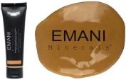 Emani Liquid Mineral Foundation - 260 Deep Beige