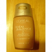 Loreal Paris Ideal Balance Balancing Foundation for Combination Skin SPF 10 #306 Creamy Natural