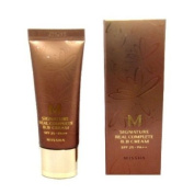 MISSHA M Signature Real Complete B.B BB Cream #23 Natural Yellow Beige SPF25 PA++