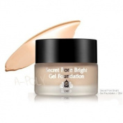 Lioele Secret Pore Bright Gel Foundation [10cm 1] 20ml