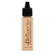 Belloccio Makeup Foundation Shade Half Ounce, Alabaster