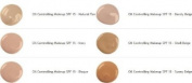 Jafra, Oil Controlling Makeup SPF 15 (Natural Tan) 30ml