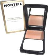 Monteil Paris Complete Coverage Creme Compact Makeup Buff Beige