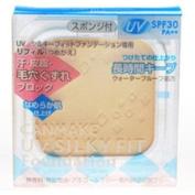 IDA Laboratories CANMAKE | Powder Foundation | UV Silky Fit Foundation Refill 02 Ocher