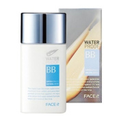 The Face Shop Face it Water Proof BB Cream (SPF50+/PA+++) - #1 Light Beige