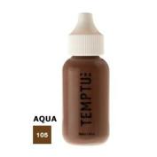 TEMPTU PRO Aqua Airbrush Makeup 30ml Bottle of Ebony (#105) Aqua Airbrush Foundation Makeup