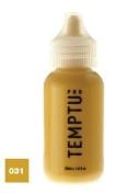 S/B Adjuster 031 Yellow 30ml Temptu S/B Adjuster Bottle