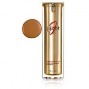 Jabot Natural Flawless Long-wearing Camera Ready Colour -Long Lasting Foundation-deep Mocha Dark -1fl/30ml