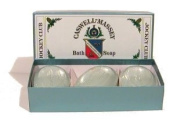 Jockey Club Bath Soap Box/3 170ml Bars