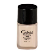 Gabriel Colour Moisturising Liquid Foundation Pale Ivory