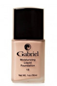 Gabriel Colour Moisturising Liquid Foundation Rose Beige