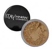 ITAY Beauty 100% Natural Mineral Foundation Full Covrage Colour MF-6 Latte Macchiato