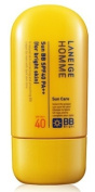 KOREAN COSMETICS, AmorePacific_ Laneige Homme, Sun BB Cream SPF40/PA++(#light skin tone) (skin tone correction, natural cover, whitening, UV protection, men's cosmetics, Homme)[001KR]