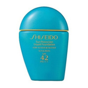 N/A Shiseido Sun Sun Protection Liquid Foudation (SP60) SPF 42 * PA+++ Very Water-Resistant Sunscreen 30ml/1fl.oz.