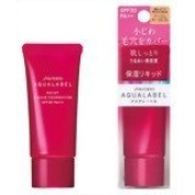 Shiseido AQUALABEL Liquid Foundation | Moisture Liquid PO10 Pink Ochre 25g