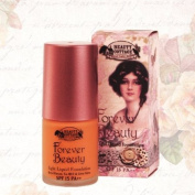 Forever Beauty Light Liquid Foundation SPF 15 Pa ++01 Creamy Ivory Product of Thailand