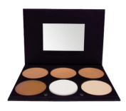The Rave Cosmetics Creamy Foundation Palette
