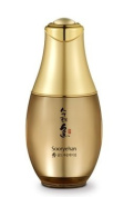 KOREAN COSMETICS, LG Household & Health Care_ Sooryehan, Soo Gold Foundation # NO.21 (35ml, anti-wrinkle, whitening, UV protection SPF20 / PA + +, moisturiser, herbal cosmetics)[001KR]