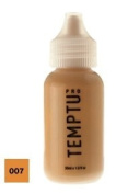 Temptu Pro Silicon Based 007 Golden Honey 120ml S/b Foundation Bottle