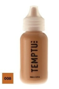 Temptu Pro Silicon Based 008 Clay 120ml S/b Foundation Bottle