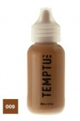 Temptu Pro Silicon Based 009 Natural Mocha 120ml S/b Foundation Bottle