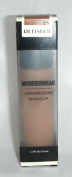Ultima II Wonderwear Makeup Foundation 17 Nutmeg New in Box