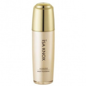 Korean Cosmetics Isa Knox Ageless Serum Foundation #21 Soft Skin Beige