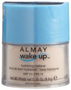 Almay Wake-up Hydrating Makeup, Ivory, 10ml