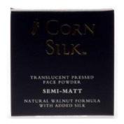 Corn Silk Translucent Pressed Face Powder - Semi-Matt