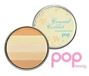 Pop Beauty Conceal and Correct Pressed Mineral Powder Cake