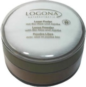 Logona Naturkosmetik, Loose Powder, Golden Bronze 02, 15ml