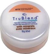 Trublend Natural Loose Powder Translucent Medium