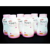 6 Pond's Magic Powder Face Acne Oil & Blemish Control Sweetie Pink Amazing of Thailand