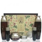 Korean Cosmetics_3w Clinic Premium Herbal Seodam 3pc Gift Set