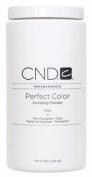 Creative Nail Perfect Colour Powder False Nails, Clear, 950ml