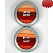 Jane Lipkick Ribbons Lipgloss 01 Taffeta 5ml - 2-Pack.