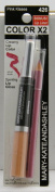 Mary-Kate & Ashley Colour X2 Lip Colour & Gloss w/ Lip Liner - Pink Kisses 426