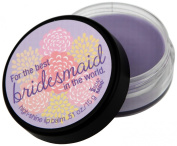 NOT Soap, Radio Greeting Card Lip Balm, For The Best Bridesmaid, 15ml