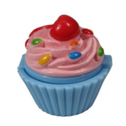 Lip Gloss Sugar and Spice Cherry Feast in Cupcake Container By NPW