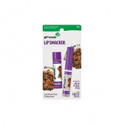 Girl Scouts Cookies Flavoured - Lip Smacker - Coconut Caramel Stripes Duo Lip Glosses