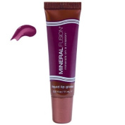 Mineral Fusion Natural Brands Liquid Lip Gloss, Delicate, 10ml