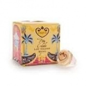 Jaqua Pina Colada Lip Gloss Ring