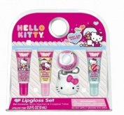 Hello Kitty Lipgloss Set